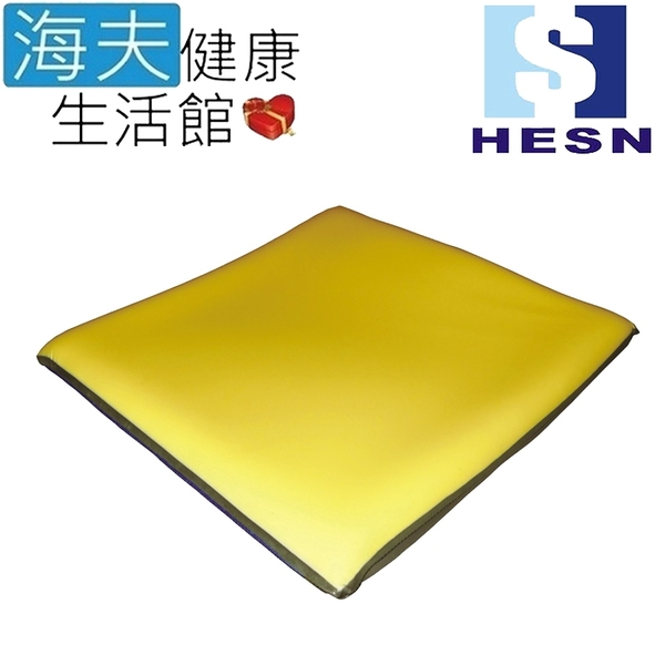 惠生凝膠座墊(未滅菌)【海夫健康生活館】HESN 矽膠薄坐墊(HS013-1)
