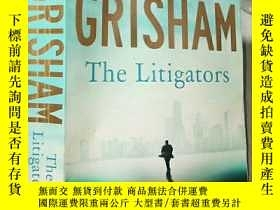 二手書博民逛書店The罕見Litigators[訴訟律師]Y276527 Joh