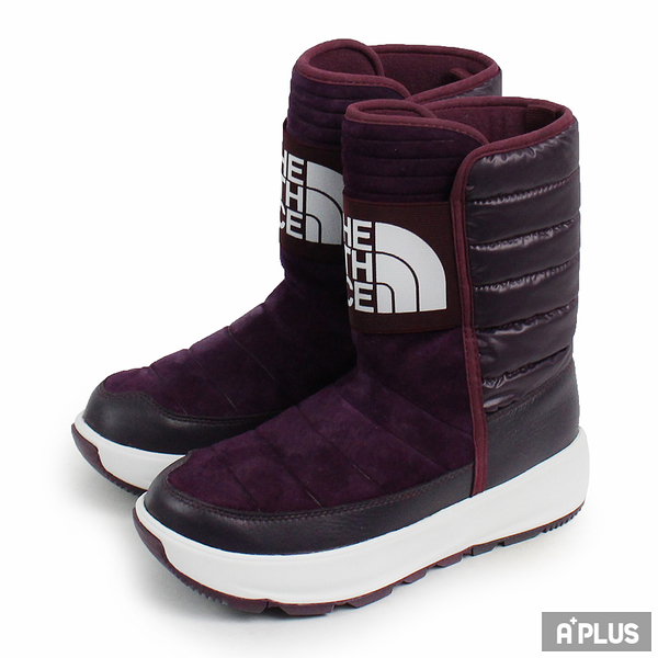 The North Face  女 W OZONE PARK WINTER PULL-ON BOOT 保暖靴(雪鞋) - NF0A3K395SB1