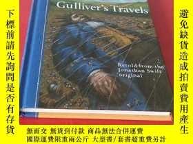 二手書博民逛書店格列佛遊記罕見Gulliver's Travels【精裝本】Y1