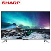 ★SHARP夏普★50吋4K智慧連網液晶電視 LC-50UA6800T