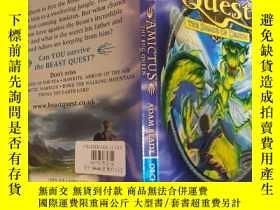 二手書博民逛書店Beast罕見Quest the shade of death:野獸尋找死亡陰影Y200392