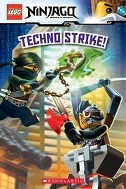 LEGO NINJAGO (樂高旋風忍者): TECHNO STRIKE