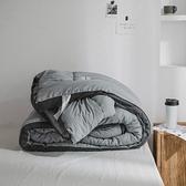 水洗棉被子被芯單人雙人冬被棉被冬季加厚保暖被褥【小酒窩】