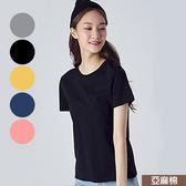 【男人幫】799SL035*快速出貨-圓領亞麻棉彈性素面T恤