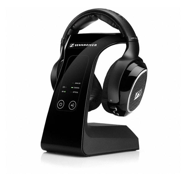 (福利品) SENNHEISER RS220 + HDR220 家用無線耳罩式耳機組