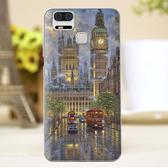 華碩 ASUS ZneFone 3 Zoom ZE553KL Z01HDA 手機殼 軟殼 保護套 倫敦風情