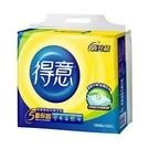 得意抽取式衛生紙100抽*12包【愛買】