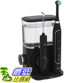 [8美國直購] Waterpik CC-02 黑色 全效防護型 沖牙機+電動牙刷組 Complete Care 9.5, Black with Chrome