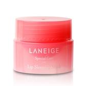 韓國 LANEIGE 蘭芝 晚安唇膜(莓果) 3g ◆86小舖 ◆