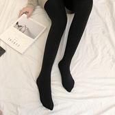 快速出貨 秋冬 美腿踩腳褲襪長襪內搭緊身顯瘦加絨連腳打底絲襪女潮