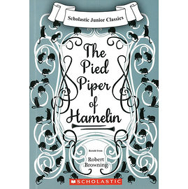 【麥克書店】THE PIED PIPER OF HAMELIN(翰姆林魔笛手)/書+CD
