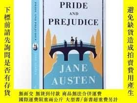 二手書博民逛書店英文原版罕見傲慢與偏見 簡·奧斯汀 Alma經典文學 Pride and Prejudice (Alma Clas