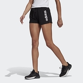 Adidas ESSENTIALS 女款黑色運動短褲-NO.GM5524