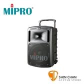 PA喇叭 Mipro MA808 旗艦型手提式無線擴音機 MA-808 附 兩支無線麥克風、保護套