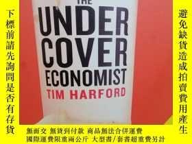 二手書博民逛書店the罕見undercover economist tim harfordY241605