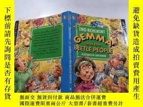 二手書博民逛書店Gemma罕見And the beetle People:傑瑪和甲蟲人Y212829