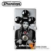 Dunlop JHM8 法茲破音效果器 【Jimi Hendrix GYPSY Fuzz Pedal】