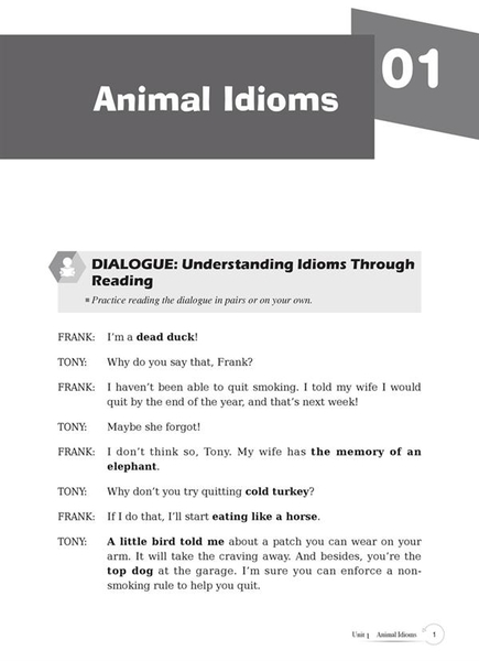Smart Idioms and How to Use Them