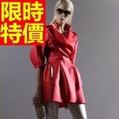 長版大衣-嚴選精選率性女外套62q10【巴黎精品】