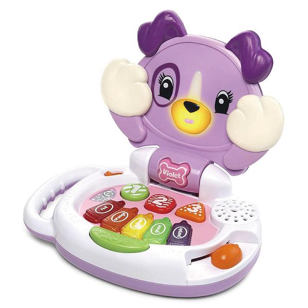 My Peek-a-Boo LapPup™躲貓貓筆電小狗 Violet
