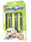 【奇買親子購物網】Intelligent因特力淨兒童酵素牙膏隨身迷你包 (3入)