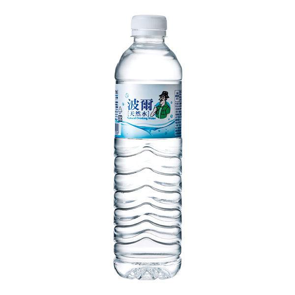 波爾 天然水water(新) 600ml【屈臣氏】