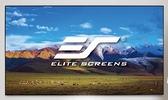 《名展影音》 Elite Screens 億立 100吋 16:9 超短焦菲涅爾光亮抗光軟幕 AR100H4-FALR2 (1cm邊框)