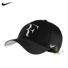 Nike Federer 黑 帽子 費德...