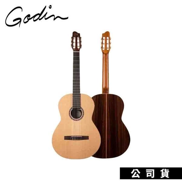 【南紡購物中心】Godin Presentation 古典吉他 全單 紅松木 附原廠琴袋