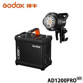 黑熊數位 GODOX 神牛 AD1200Pro Kit TTL電箱套裝組 閃光燈 大功率外拍攜帶型棚燈 1200Ws
