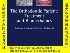 二手書博民逛書店The罕見Orthodontic Patient: Treatm