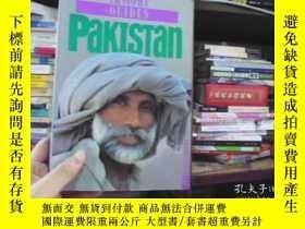 二手書博民逛書店罕見Pakistan(人文導航—巴基斯坦)英文原版彩圖印刷Y24