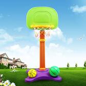 新款幼兒園戶外立式投籃框小孩寶寶兒童家用小型可升降籃球架玩具·享家生活館IGO