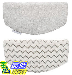 [106 美國直購] BISSELL 5938 拖把墊2片+芳香片4片 PowerFresh Steam Mop Pads (2 pk) with Fragrance discs (4 ct)