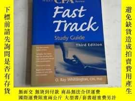 二手書博民逛書店WILEY罕見CPA Examination Review Fast Tvack Study Guide (威利註