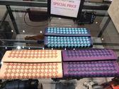 英國代購 BOTTEGA VENETA 四種顏色 手工編織 小羊皮 長夾