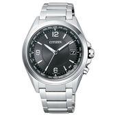 CITIZEN 星辰(CB1070-56F)光動能防水 電波 鈦金屬 時尚 男錶