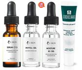 杜克C-skin精華液15%(15ml)+亮白修護加強劑(15ml)贈保濕B5凝膠(15ml)+極緻護唇精華(10ml)