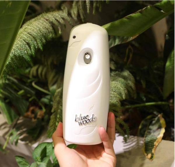 自動噴香機 空氣清新劑室內噴霧香水廁所除臭芳香劑【快速出貨全館免運】