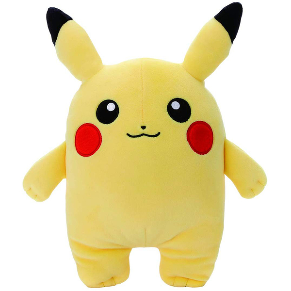 T-ARTS 麻吉好朋友 細緻絨毛 Pokemon 寶可夢 皮卡丘(S)