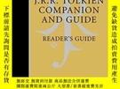 二手書博民逛書店The罕見J. R. R. Tolkien Companion And GuideY256260 Christ