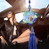 高檔汽車掛件車上保平安符掛飾吊墜車載車內裝飾品擺件用品男吊飾 3C優購