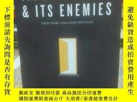 二手書博民逛書店The罕見Open Society & Its Enemies