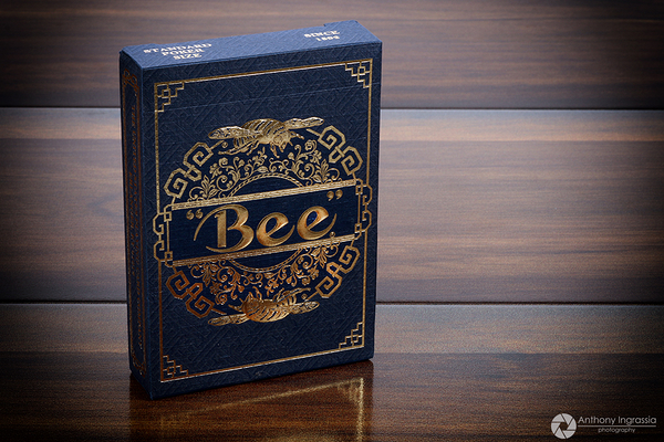 【USPCC 撲克】ROYAL BEE INTERNATIONAL CF FOIL DECK 撲克牌