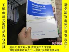 二手書博民逛書店dynamics罕見of continuous,discrete