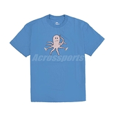 Nike 短袖 SB Skate Tee 藍 咖啡 男款 滑板 章魚 dunk 運動休閒【ACS】 DJ1227-469
