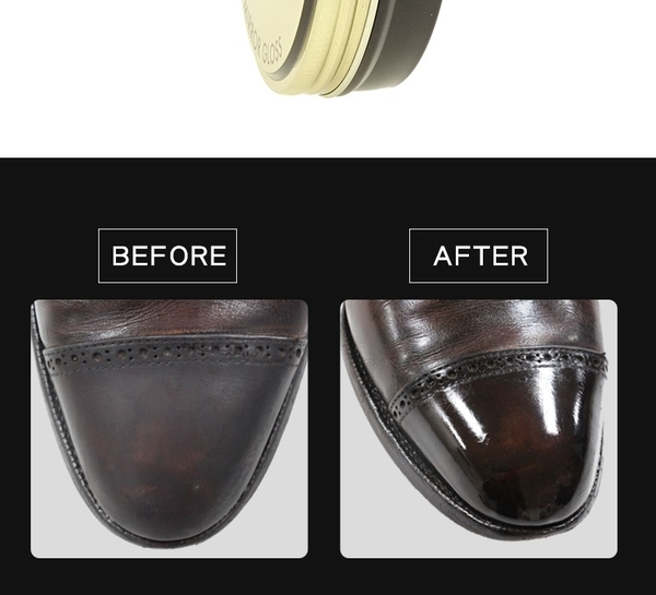 法國SAPHIR莎菲爾金質皮革快速鏡面亮光蠟鞋蠟 [鞋博士嚴選鞋材]