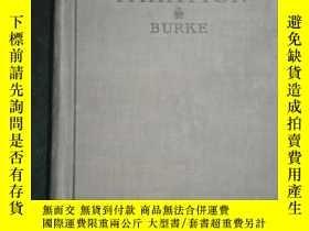 二手書博民逛書店BURKE S罕見SPEECH ON AMERICAN TAXATIONY16149 看圖 看圖 出版190