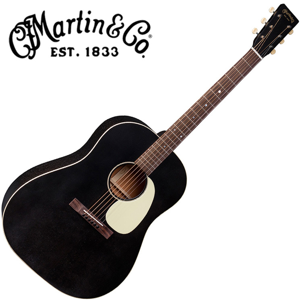 Martin DSS-17 Black Smoke 嚴選錫特卡雲杉 桃花心木背側面板吉他 - 附琴盒/原廠公司貨